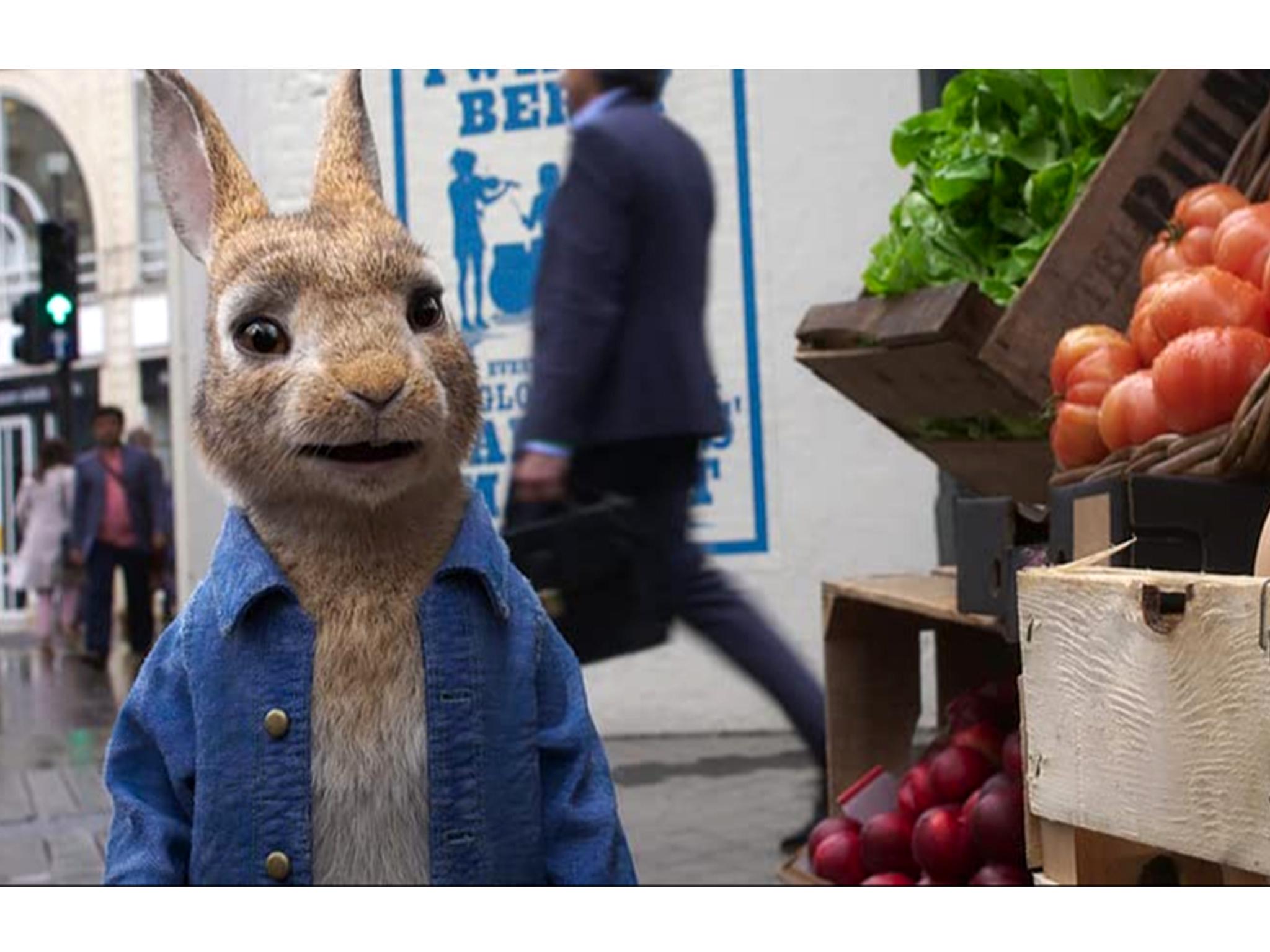 Filme, Cinema, Animação, Comédia, Peter Rabbit: Coelho à Solta (2021)