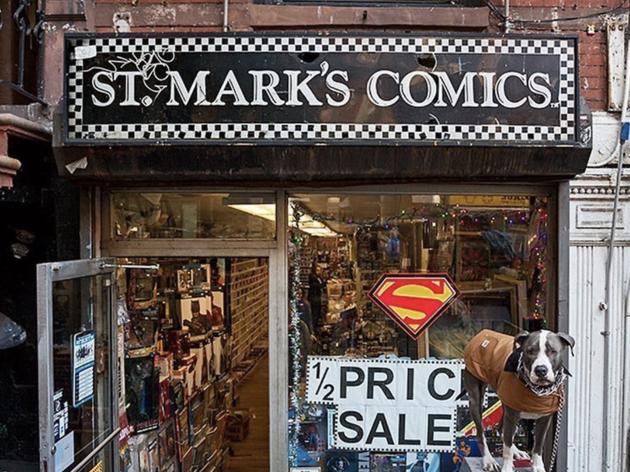 St. Mark's Comics