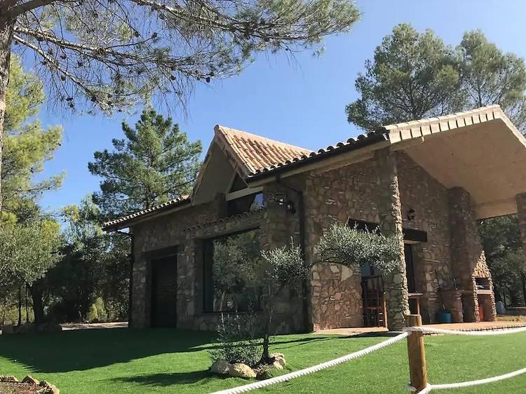 Casa Rural en los Calares del Río Mundo, Albacete