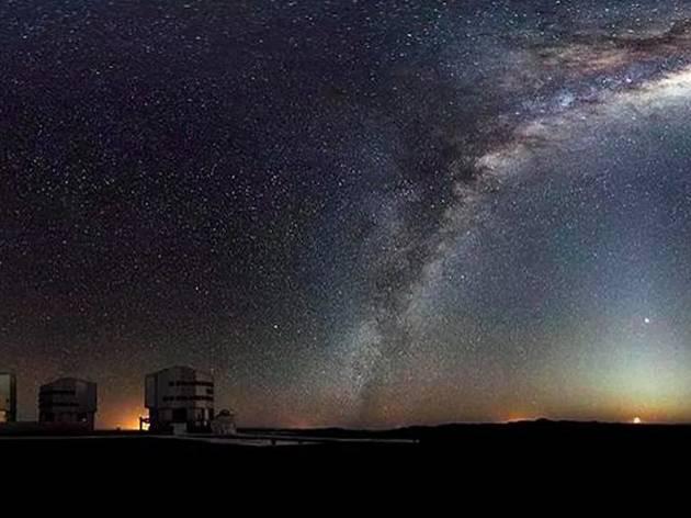 Curso de iniciación a la astronomía 2021 (CaixaForum)