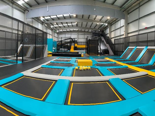 Hangar Fun Park