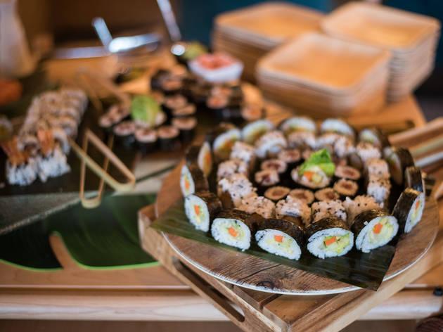 Master class de sushi
