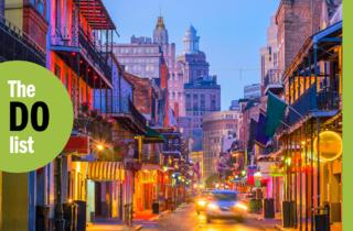 Do List New Orleans 2021