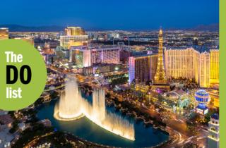 Vegas Do List 2021