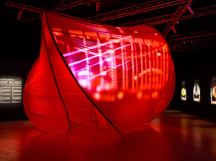 ArtisTree Selects: Lights In/Out film and exhibition