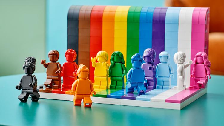 レゴ® Everyone is Awesome