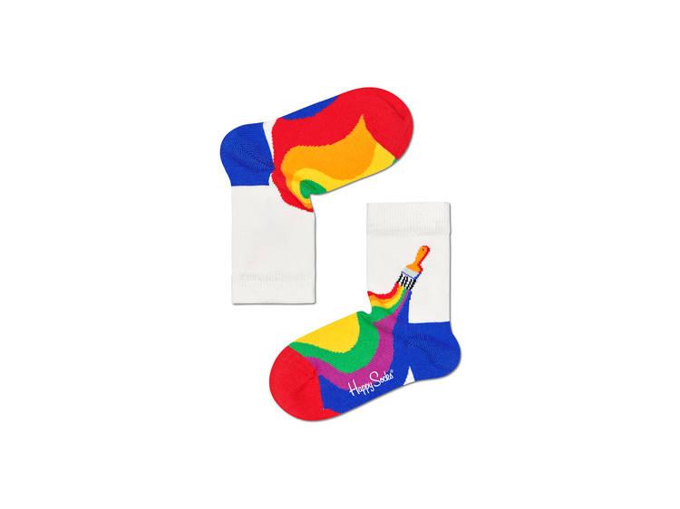 Meias arco-íris