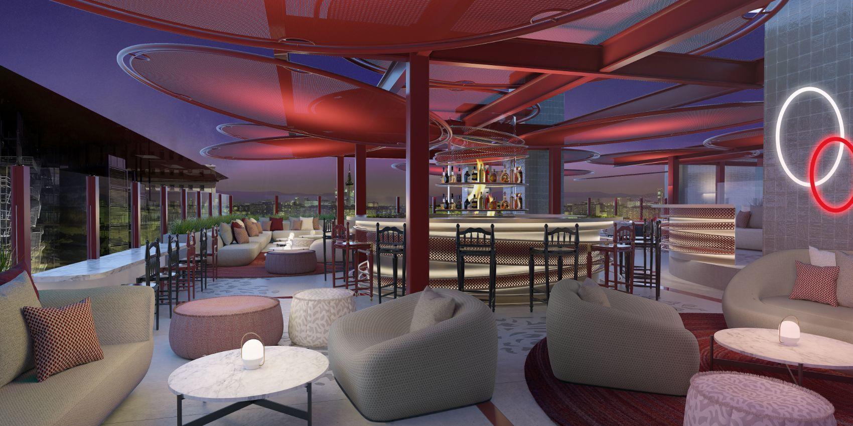 Hard Rock Hotel Madrid abrirá el 1 de julio y así es cómo será