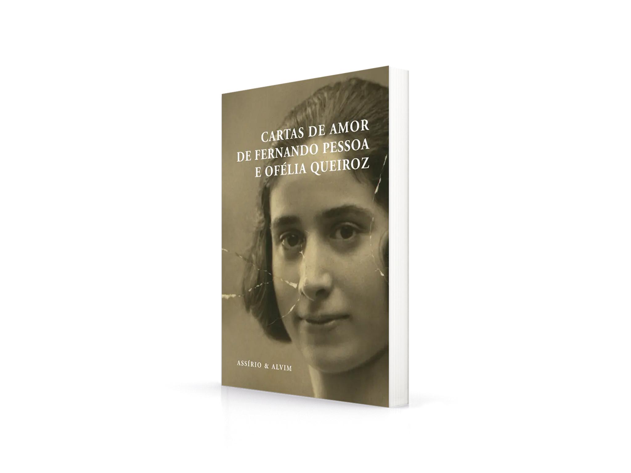 Livro, Cartas de Amor de Fernando Pessoa e Ofélia Queiroz