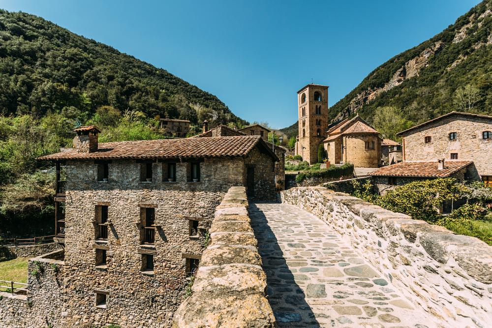 Beget, Girona