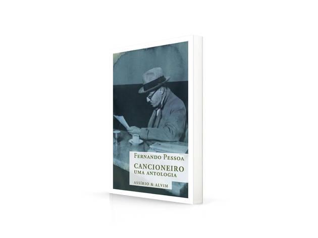Livro, Cancioneiro Uma Antologia, Fernando Pessoa
