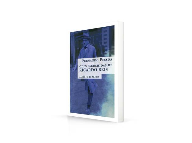 Livro, Odes Escolhidas por Ricardo Reis, Fernando Pessoa