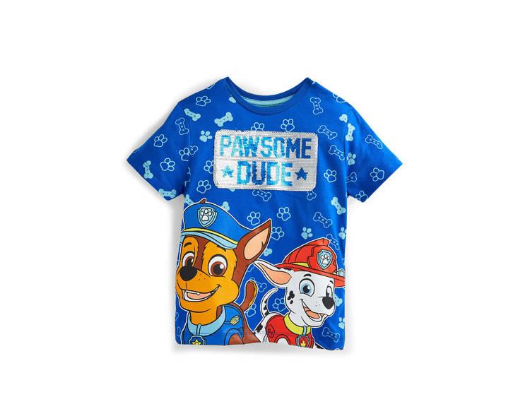 T-shirt da Patrulha Pata