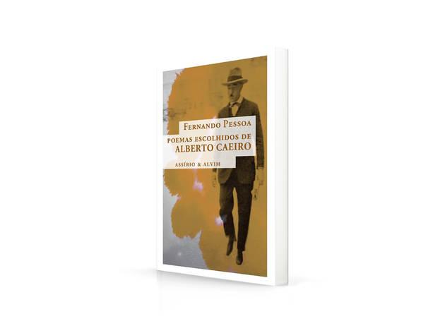 Livro, Poemas Escolhidos por Alberto Caeiro, Fernando Pessoa
