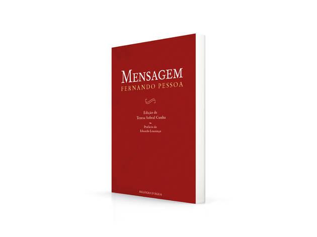 Livro, Mensagem, Fernando Pessoa