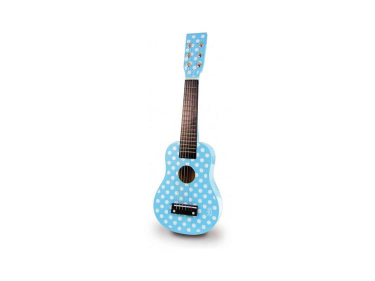 Guitarra colorida