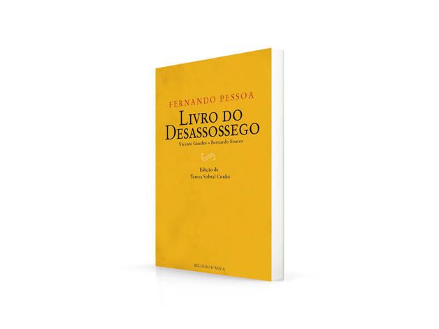 Livro, Livro do Desassossego, Fernando Pessoa
