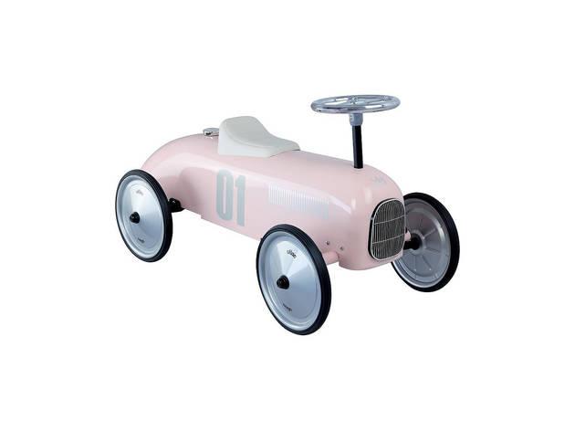 Carro de Pés Vintage Pink
