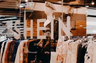 Shein pop up store México