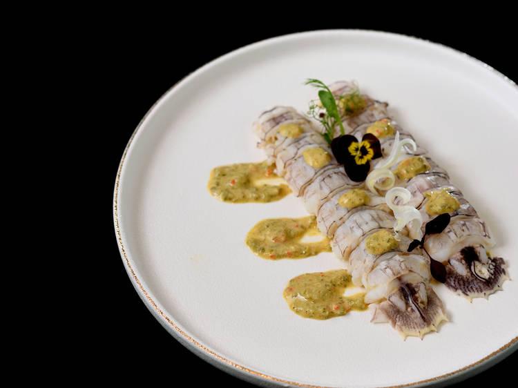 紅棉:創意現代中菜