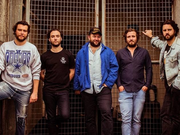 Adelaide band Bad Dreems