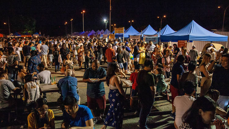 Queens Night Market