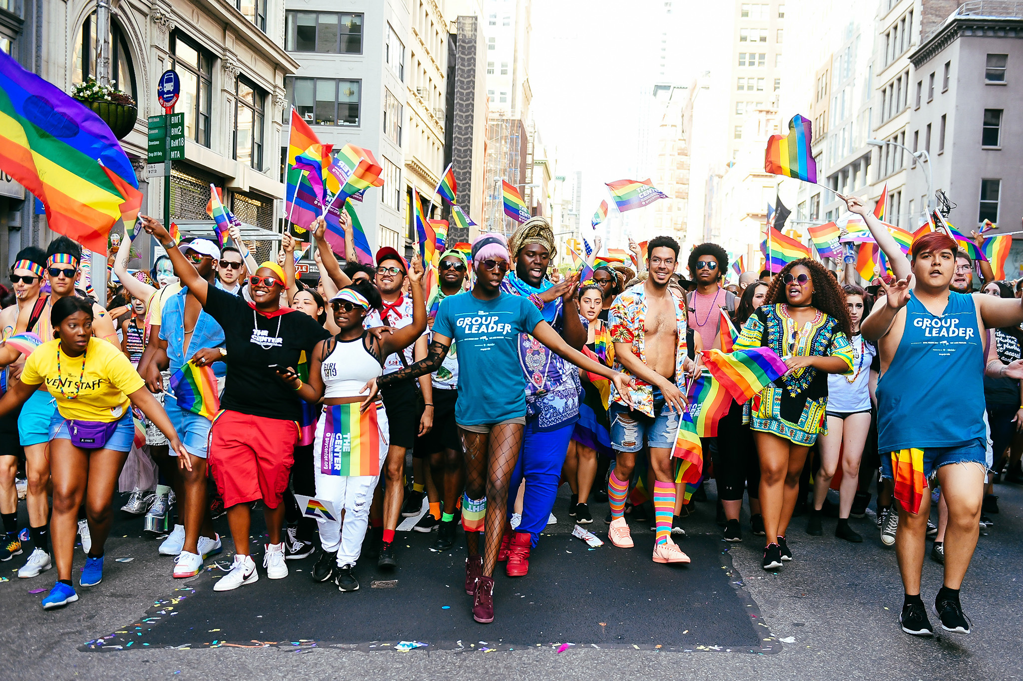 The 2021 NYC Pride March releases more details, Grand Marshals lineup