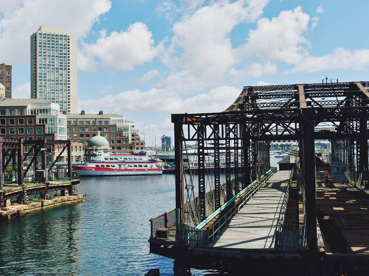 Seaport Boulevard, Boston