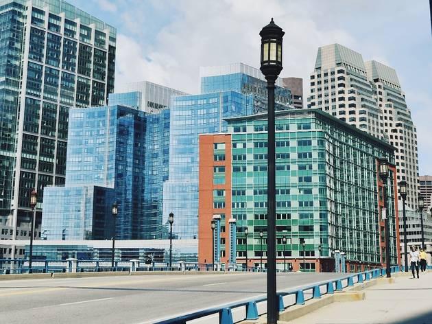 Seaport Boulevard