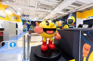 Namco Hong Kong Pac Man