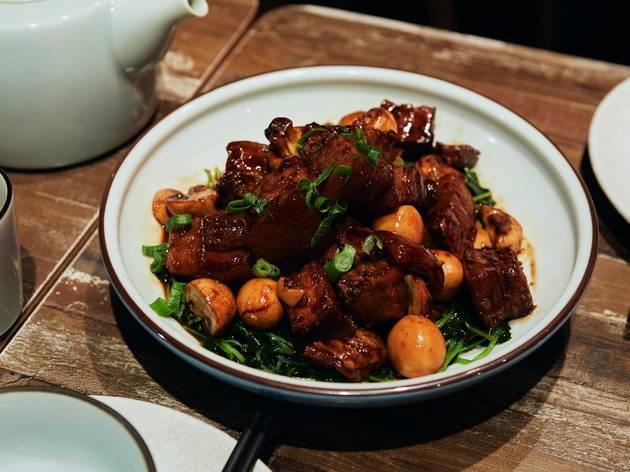 Taste of Shanghai, food overview