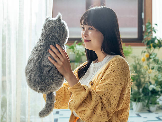 This purring cat robot feels like an actual pet cat – but without the maintenance