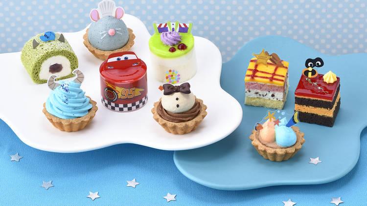 Pixar cakes