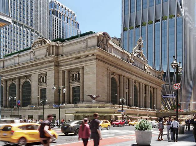 Grand Hyatt New York re-development