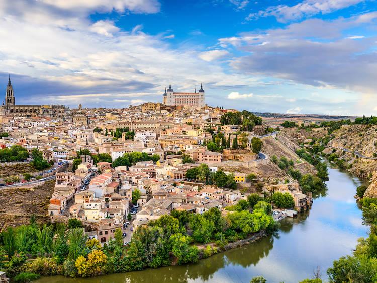 Toledo, la ciudad imperial