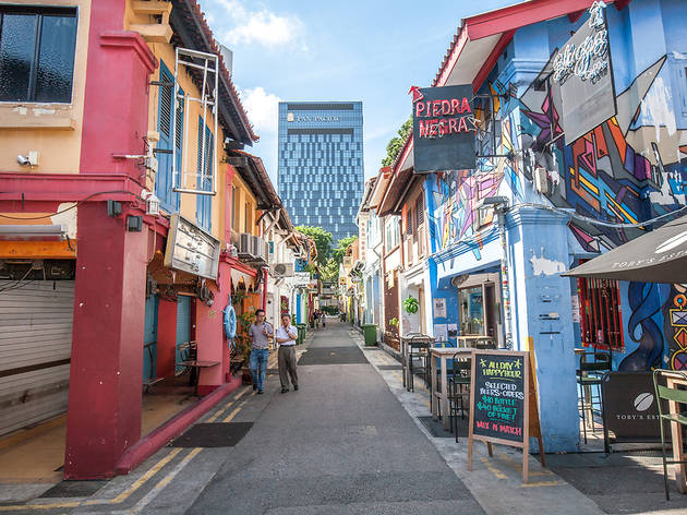 The 30 coolest streets in the world