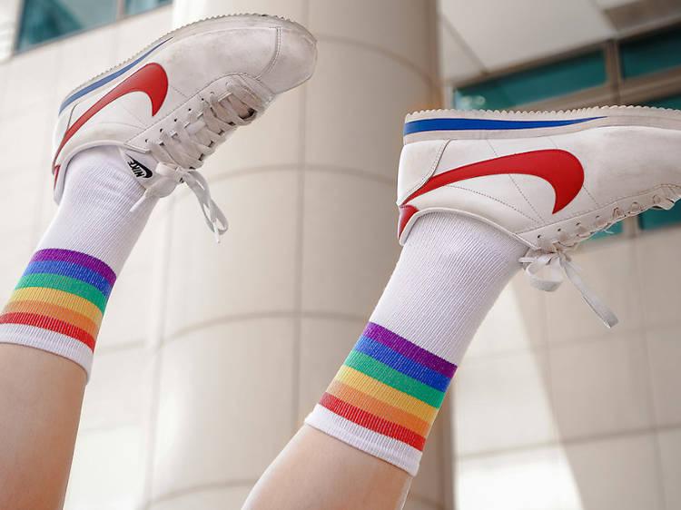 Calcetines en American Socks