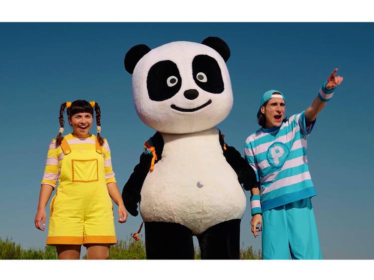 Canal Panda celebra 25 anos com concertos ao ar livre
