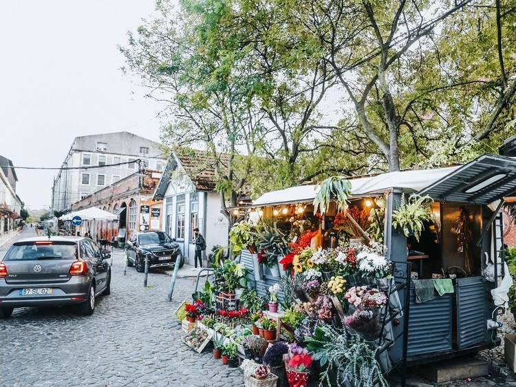 Rua Rodrigues de Faria, Lisbon