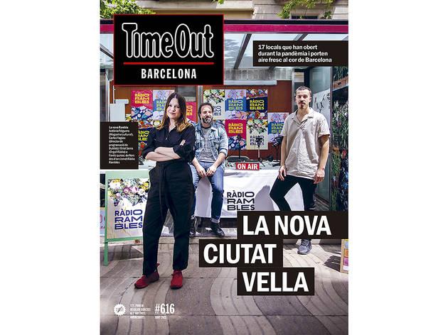 Lee el nuevo número de Time Out