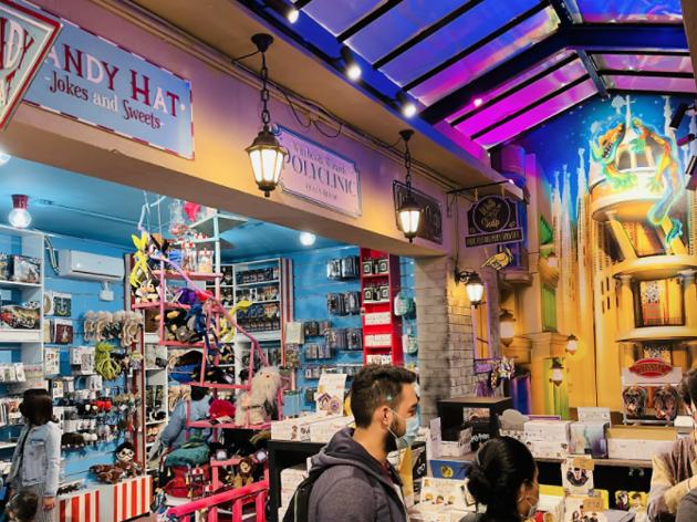 Nueva tienda Harry Potter en Barcelona de 200 m2