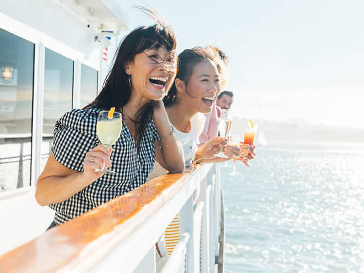 Alive After Five Happy Hour Cruise