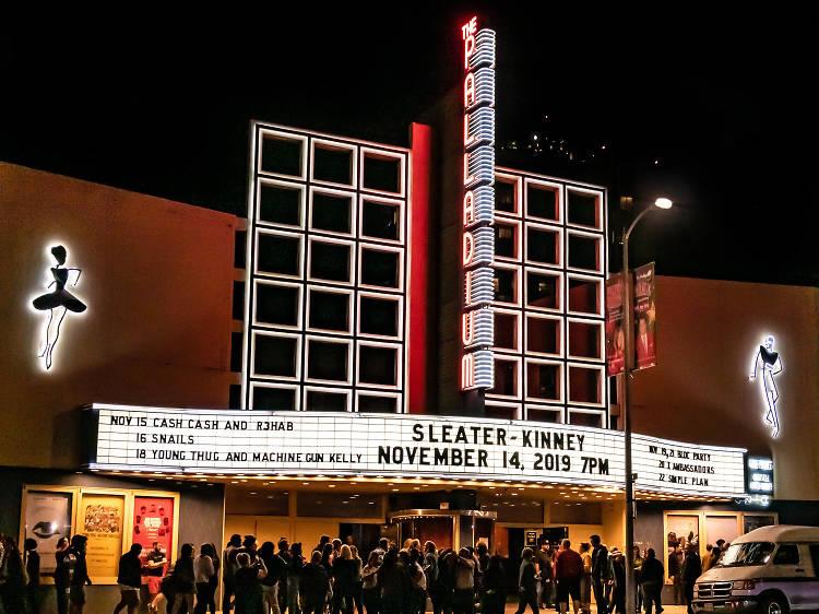 The 9 best live music venues along Sunset Boulevard