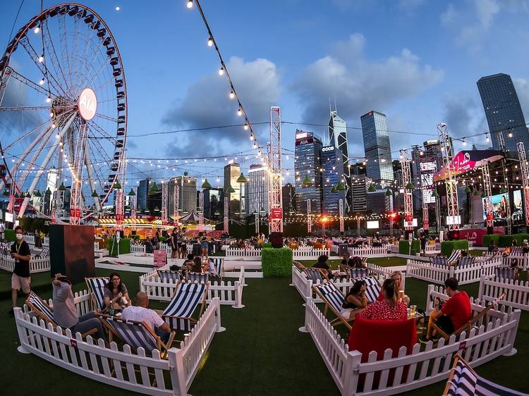 The Lawn Club opens at AIA Vitality Park for summer
