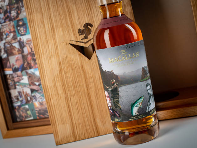 The Macallan: The Giant and The Fish