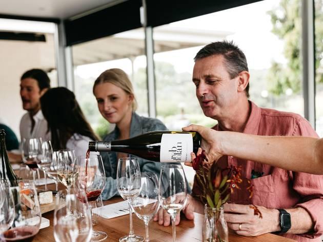 Wine Cube at Rob Dolan Wines