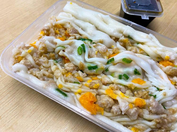 潮米石磨腸粉:香滑皺皮腸