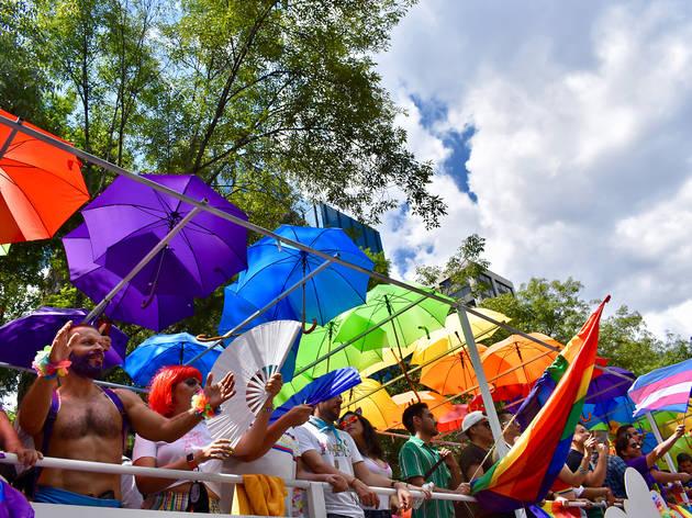 Pride in Mexico City