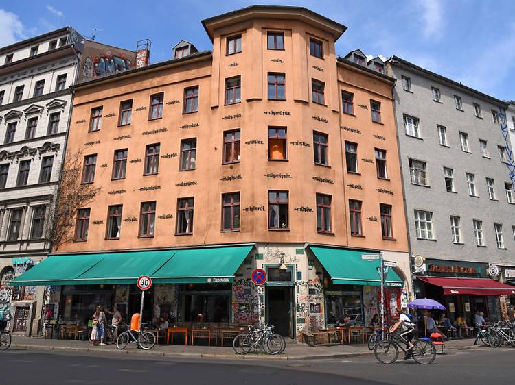 Mariannenstraße, Berlin