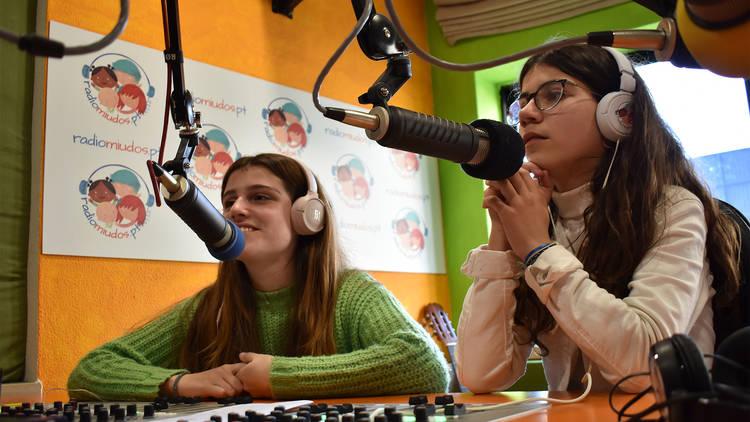 Rádio, Miúdos, Rádio Miúdos